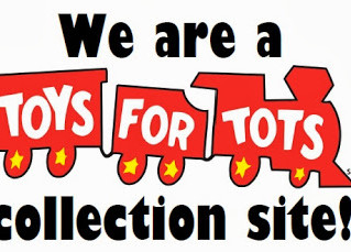 Drop off your Toys for Tots!