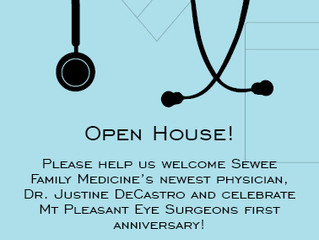 Open House with Sewee Family Medicine