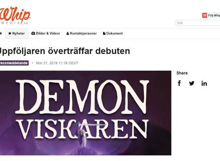 Press Release for Demonviskaren