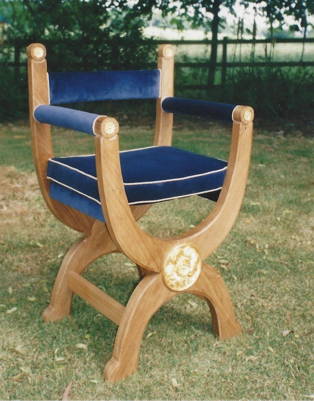 cathedral chair 2