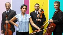 VILLA-LOBOS: String Quartet Works