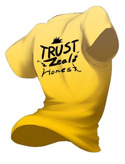 Tシャツイラスト
