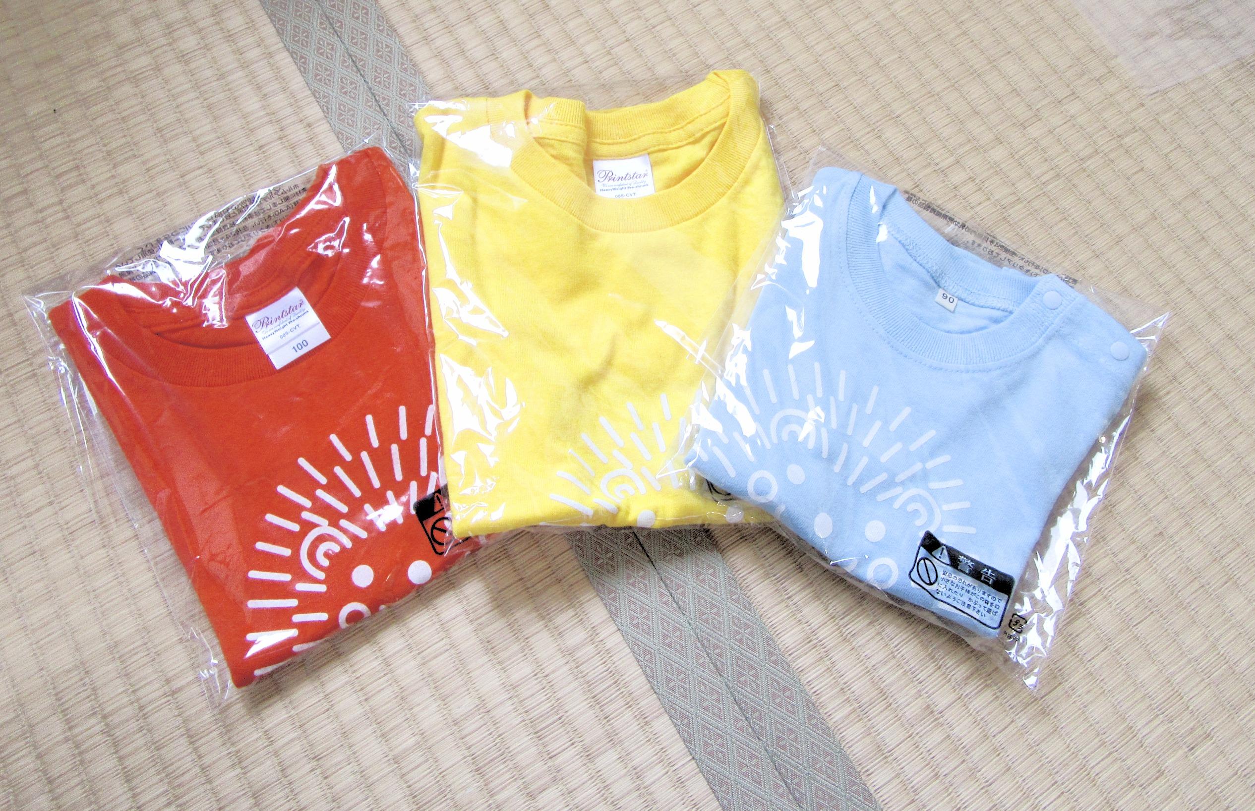園児用Tシャツ