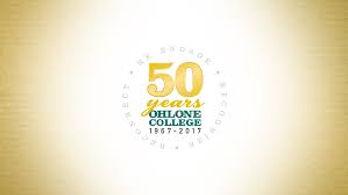 Ohlone 50 years