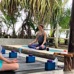 Teaching Yoga in Costa Rica