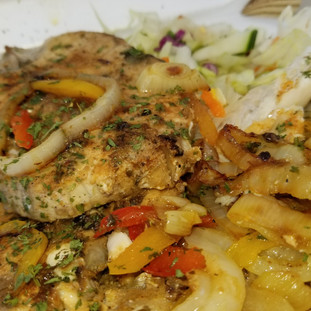 Try Marlin & Red snapper