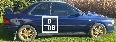 Drivetribe Logo on Tyro Racing a racing team
