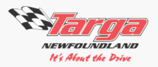 Targa Newfoundland Logo on Tyro Racing