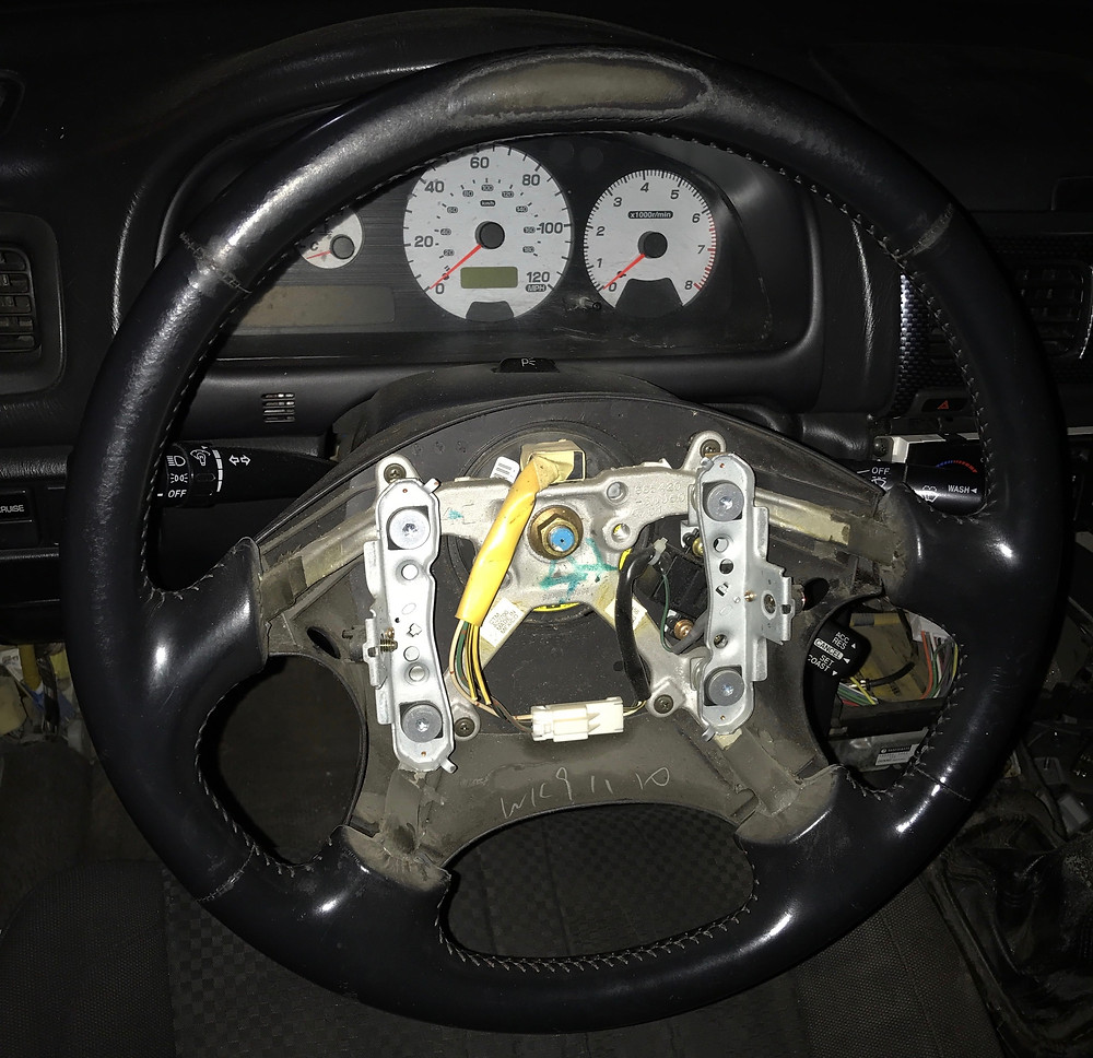 2.5rs steering wheel no airbag. Tyro Racing a Race team