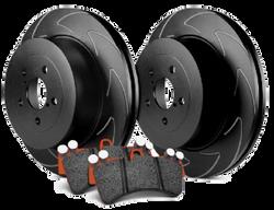 Rotors and pads