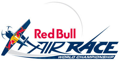 Red Bull Air Race Logo on Tyro Racing a Race Team