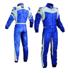 2 Nomex racing suits