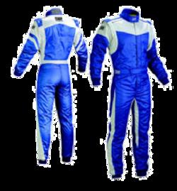 2 Nomex racing suits