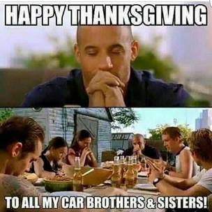 27. Happy Thanksgiving