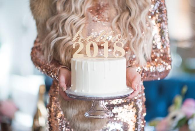 Hello 2018 [Styled Shoot]