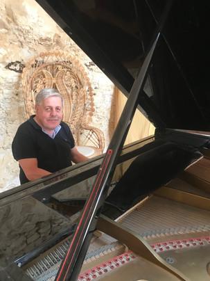 מרסלו - אמן הפסנתר