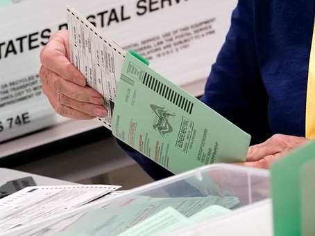 Election Fact Check: Could someone mail in fake ballots?
