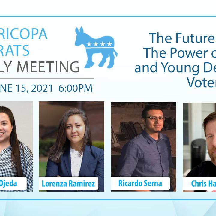 LD1 Democrats June Meeting
