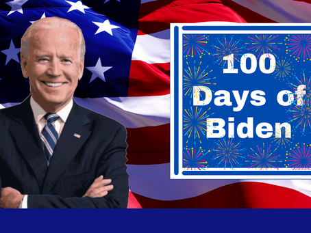 Fun Call to Action: 100 Days of Biden
