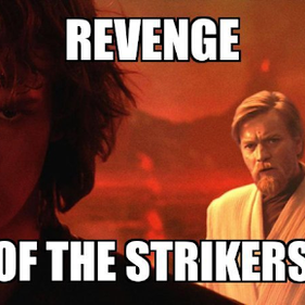 Revenge of the Strikers - urgent RTS action needed