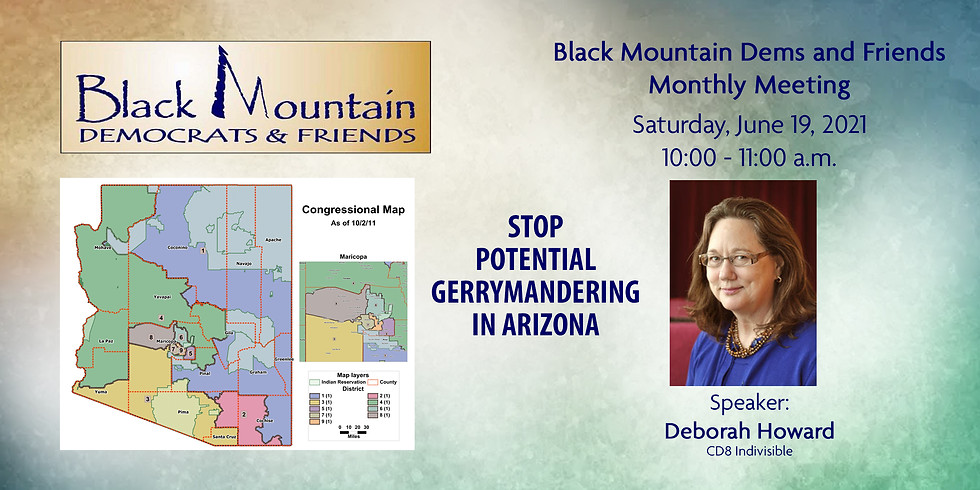 Black Mountain Dems and Friends Monthly Meeting June 2021