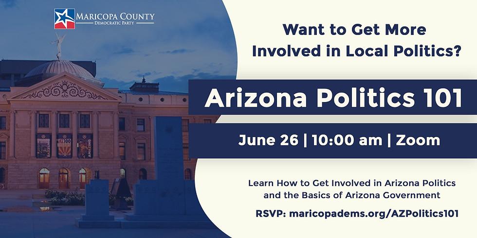 Arizona Politics and Civics 101