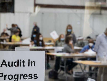 """Democrats sue to block """"audit"""" of 2020 Maricopa Election Results"""