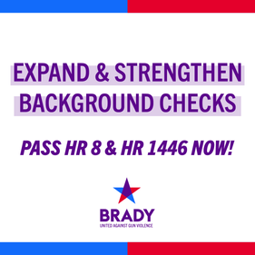 QUICK ACTION: Tell your U.S. Rep: Vote YES on H.R. 8 and H.R. 1446