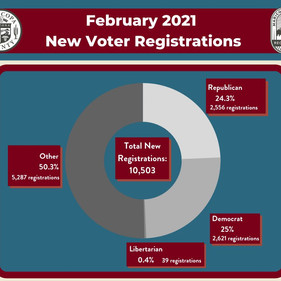 Voter Registration Updates