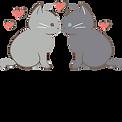 向き合い猫.png
