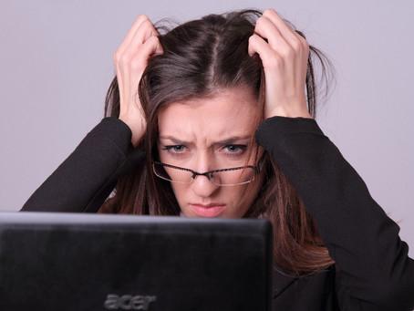 イライラする原因は何?怒りの感情から解放される3つのステップ