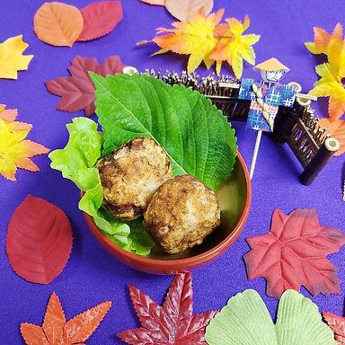 オーガニック野菜ベジ寿司料理教室レンコンのすり揚げ2111HP01.jpg