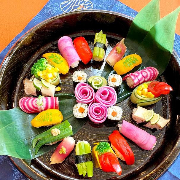 オーガニック野菜にぎり寿司マスター養成講座200912-06.jpg