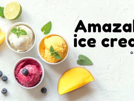 【甘酒アイスクリーム】無添加シュガーフリーのレシピをたった3つの材料で作る!