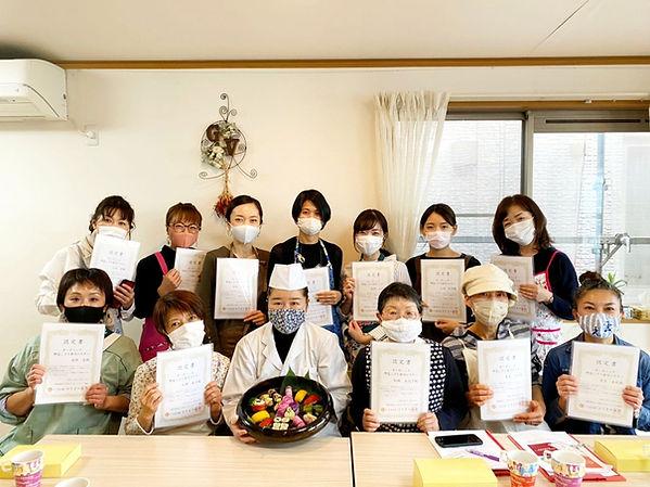 オーガニック野菜にぎり寿司マスター養成講座201112-05.jpg