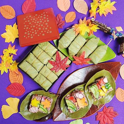 オーガニック野菜ベジ寿司料理教室柿の葉寿司2111HP01.jpg