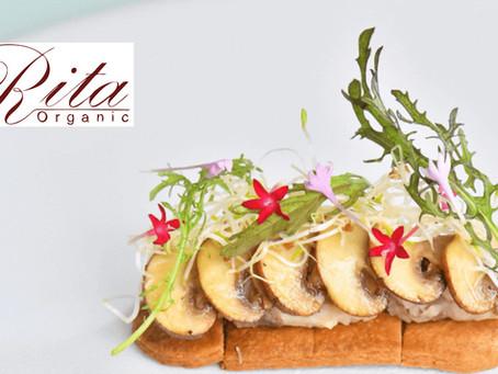 【Rita Organic@東銀座】ちょっとリッチにオーガニック料理を楽しむならここ!