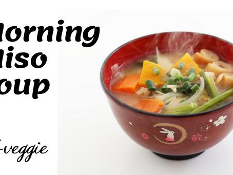日本一カンタン「マグカップ味噌汁」の作り方