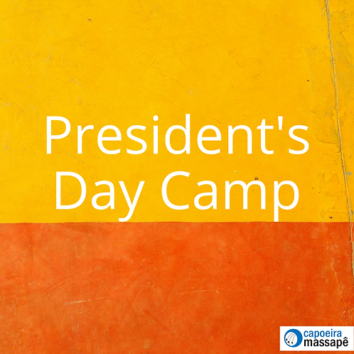 Monday, February 15th President's Day Camp