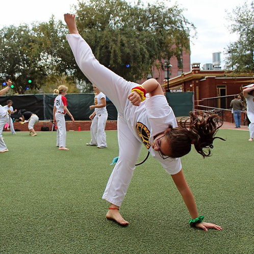 Capoeira Camp Week of June 28-July 2, 2021