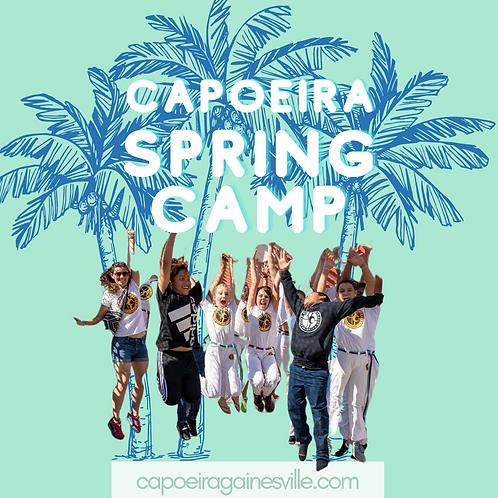 Spring Camp Day!