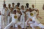 Allied Capoeira League Gainesville crew after a great roda! We love this Brazilian Martial Art!