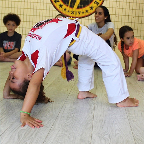 Capoeira Summer Camp! July12-16, 2021