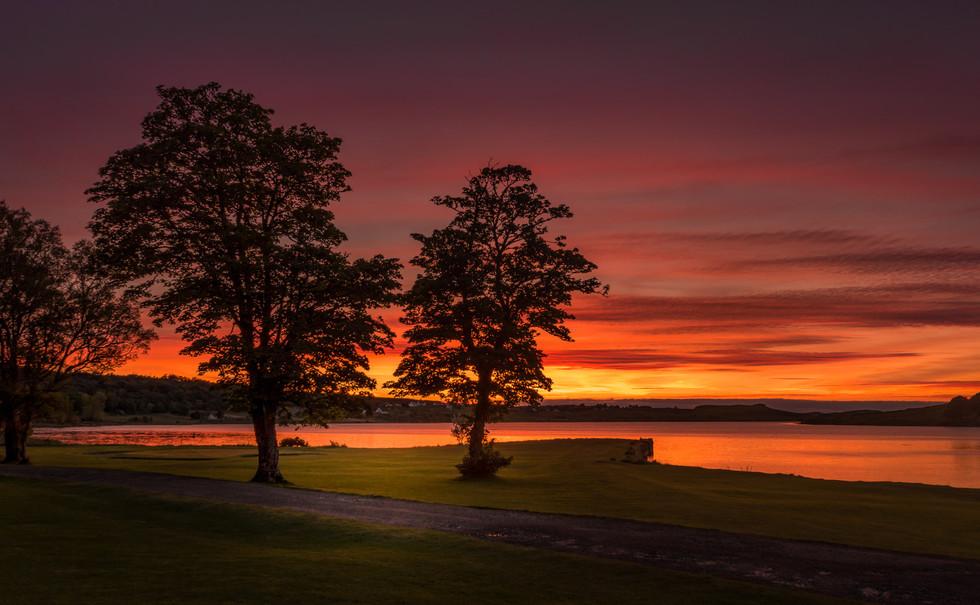 #20 - Skeabost Sunset