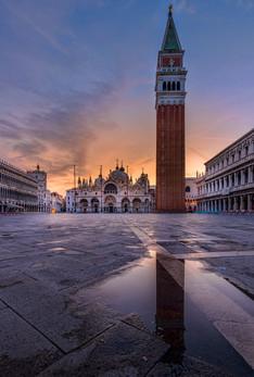 Morning at San Marco