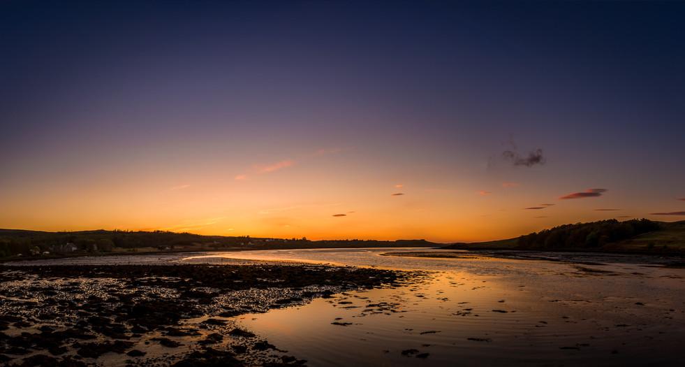 #30 - Sunset over Loch Snizort