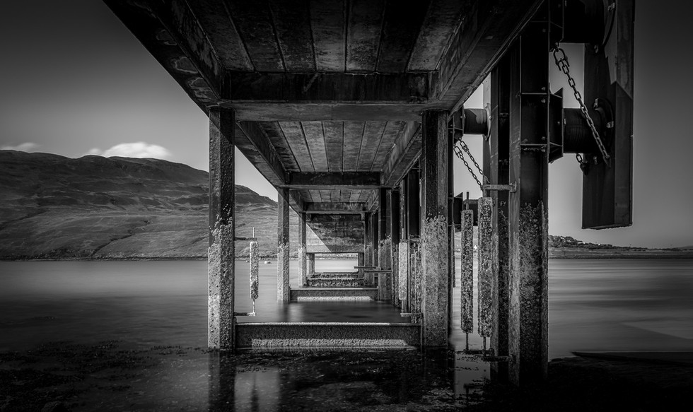 #4 - At the bottom of the pier