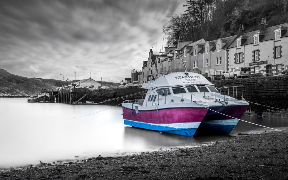 #28 - Portree Harbour