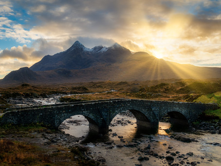 4 Most Photogenic Bridges on the Isle of Skye