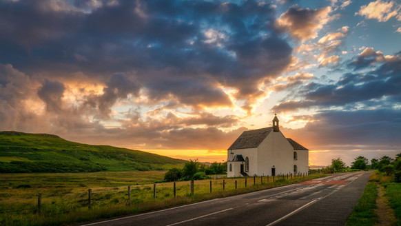 Kensaleyre Parish Church